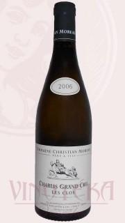 Chablis Grand Cru Les Clos, AOC, 2006, Domaine Christian Moreau