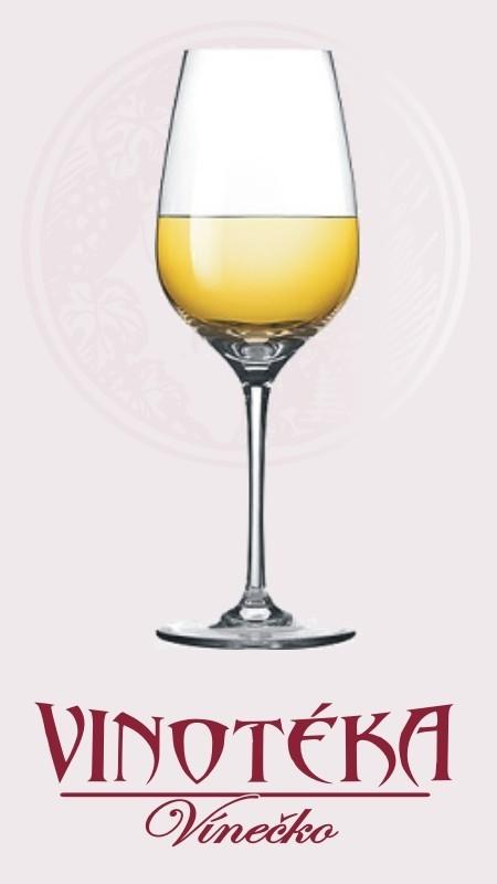 Traminer - stáčení víno, polosladké, Maďarsko Pavlovín s.r.o.