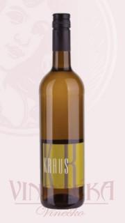 Cuvée bílé, zemské, Vinařství Kraus