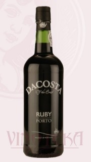 Dacosta Ruby Douro 19,5%,Likor