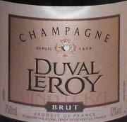 Champagne Duval-Leroy brut, Duval-Leroy