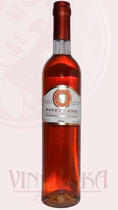 Passito Liquoroso DOC, 2006, Pantelleria