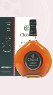 Armagnac, Chabot VSOP de Luxe, dárk. bal. 70 cl 40%