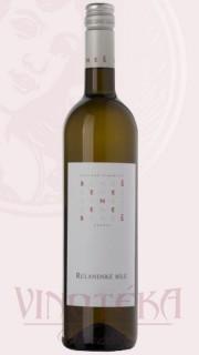 Aurelius, pozdní sběr, 2017, Vinařství Beneš