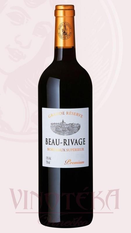 Beau Rivage Grande Reserve, AOC, 2015, Borie Manoux