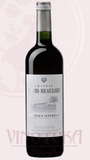 Bordeaux Superier, 2016, Chateau David Beaulieu