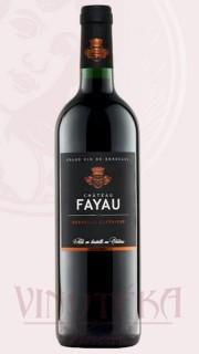 Bordeaux Superiéur, 2015/2016, Château Fayau