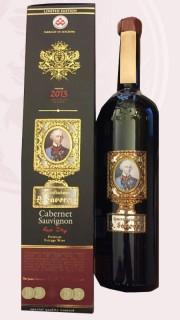 Cabernet Sauvignon, Generalissimus Suvorov, Reserva, 2013, Suvorov-Vin