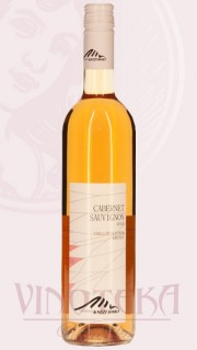 Cabernet Sauvignon rosé, kabinetní, 2014, Vinařství Kněží Hora