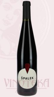 Cabernet sauvignon, výběr z hroznů 2015, Vinařství Špalek