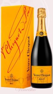 Champagne, Veuve Clicquot, Brut, Giftbox, Veuve Clicquot Ponsardin
