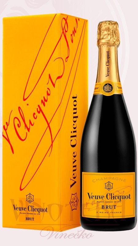 Champagne, Veuve Clicquot ponsardin