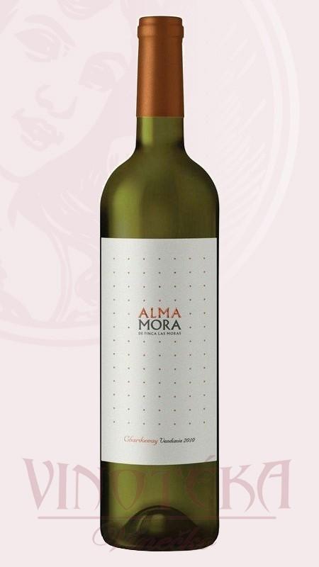 Chardonnay Alma Mora, Finca Las Moras