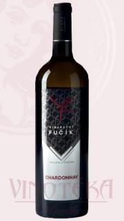Chardonnay exclusive, 2016, pozdní sběr, Vinařství Fučík