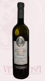 Chardonnay, pozdní sběr, 2015, Šlechtitelská stanice vinařská Velké Pavlovice