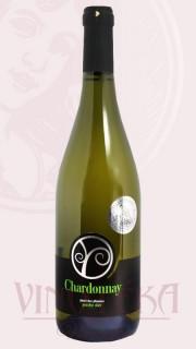 Chardonnay, pozdní sběr, 2016, Vinařství Plešingr