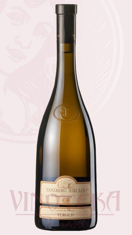 Chardonnay, pozdní sběr, 2016, Vinařství Tanzberg