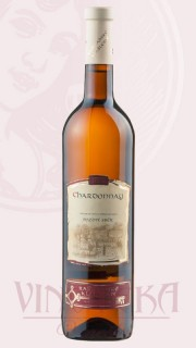 Chardonnay, pozdní sběr, 2017, Rajhradské klášterní vinařství