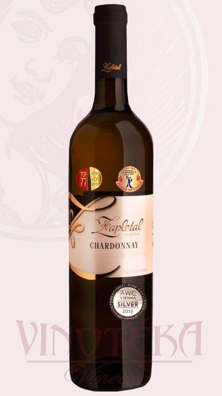Chardonnay, Vinařství Zapletal