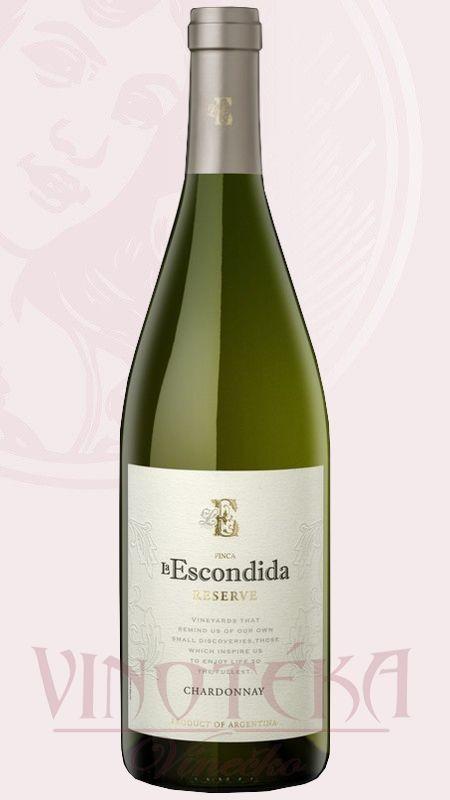 Chardonnay, Finca La Escondida