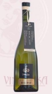 Chardonnay reserva, pozdní sběr, 2018, Vinařství Piálek&Jäger