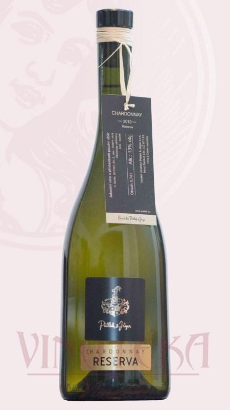 Chardonnay reserva, Pialek&Jäger