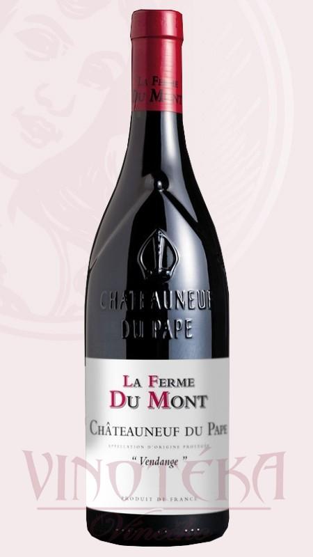 Chateauneuf du Pape, La Ferme du Mont