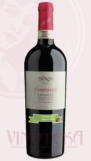 Chianti Campoluce DOCG Organic, Sensi