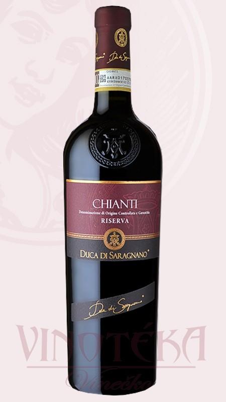 Chianti, Riserva, Duca di Saragnano