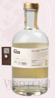 Gin, 42%,  Pálenice Zubří