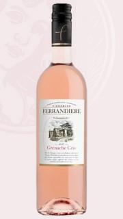 Grenache Gris Rosé 2017, Domaine Ferrandiere