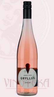 Gryllus rosé, BIO, 2017, Vinařství Špalek