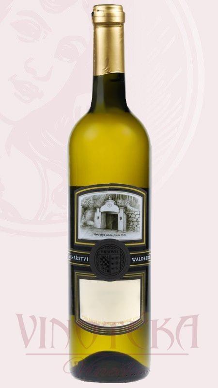 Hibernal, pozdní sběr, Vinařství Waldberg