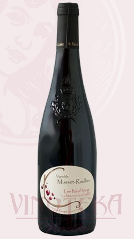 Anjou, Mousset Roullier