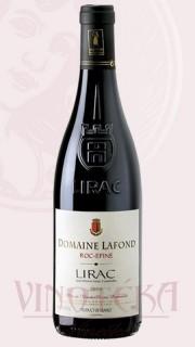 Lirac Rouge,  2011, Magnum, Domaine Lafond Roc-Epine