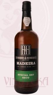Madeira 3YO, special dry, Henriques