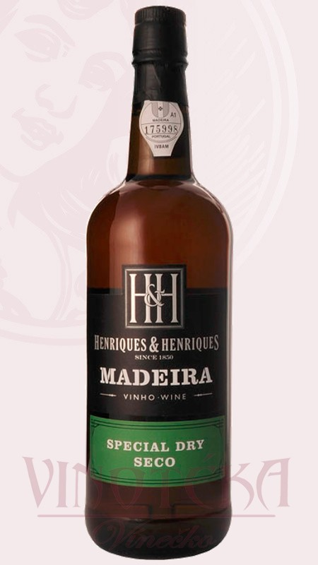 Madeira 3YO, special dry, Henriques