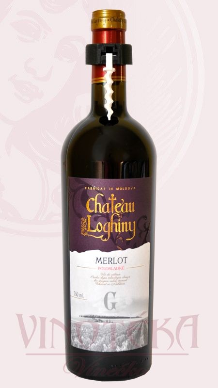 Merlot, Chateau Loghiny