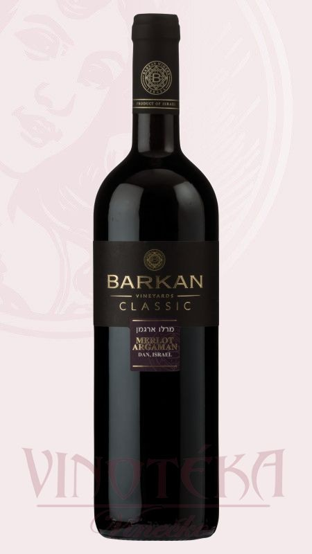 Merlot kosher, Barkan Winery