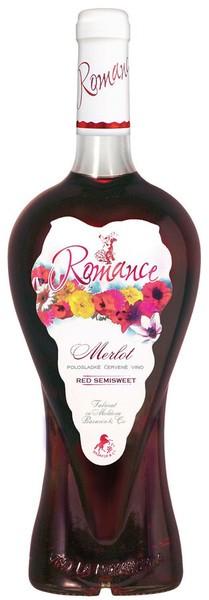 Merlot romance, Basavin