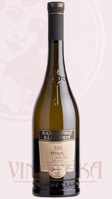 Pinot 333, Rajhradské klášterní vinařství