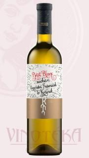 Pinot blanc, pozdní sběr, 2016, Vinařství Trávníček a Kořínek