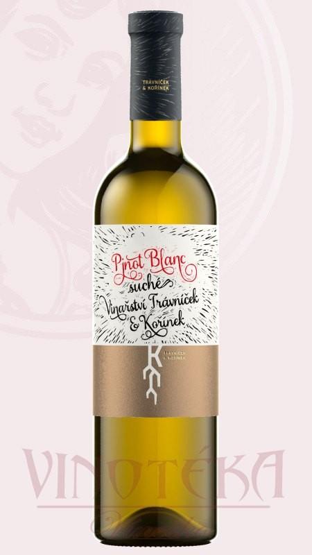 Pinot blanc, Vinařství Trávníček Kořínek