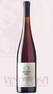 Pinot gris & Gewurztraminer , Edelspitz pigage, oranžové víno, 2015, Vinařství Špalek
