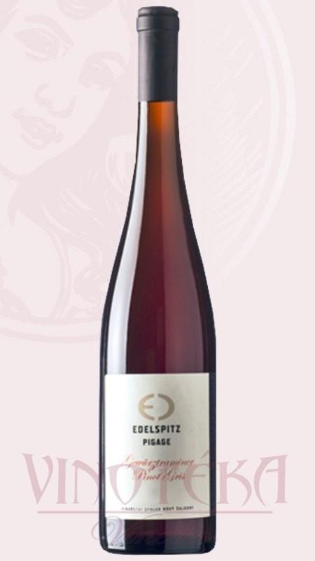 Pinot gris Gewurztraminer, Petit Edelspitz, Vinařství Špalek
