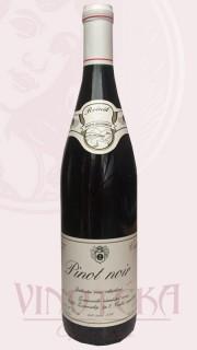 Pinot noir, jakostní, 2014, Vinařství Velké Žernoseky