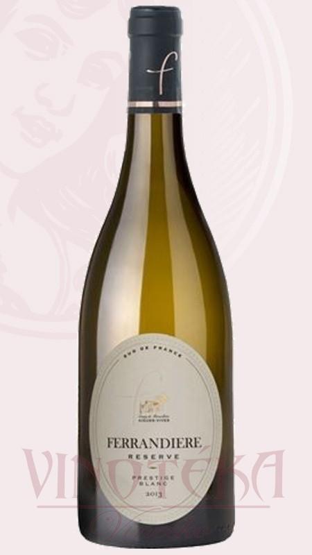 Prestige Blanc, Domaine Ferrandiere