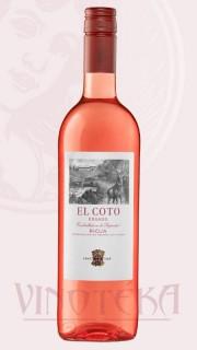 Rioja Rosado 2017, El Coto