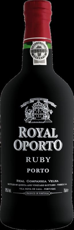 Royal Oporto Ruby, Royal Oporto Real Companhia Velha