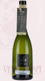 Rulandské bílé Premium, výběr z hroznů 2015, Vinařství Piálek&Jäger